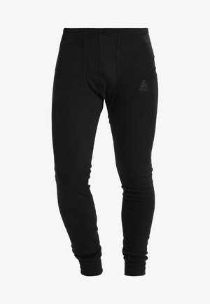 PANTS LONG WARM - Base layer - black