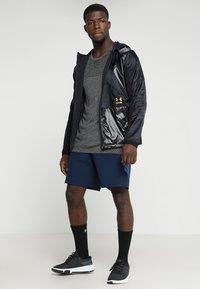 ODLO - CREW NECK SEAMLESS - Koszulka sportowa - grey melange - 1