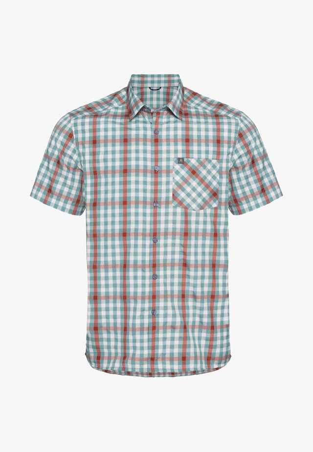 MYTHEN  - Shirt - petrol