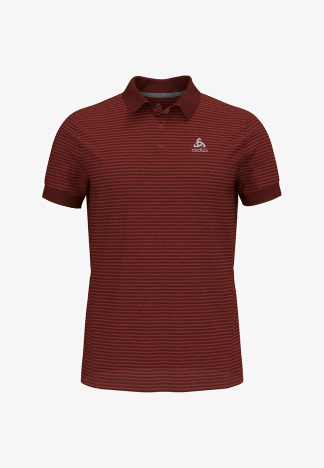 NIKKO DRY - Polo shirt - red
