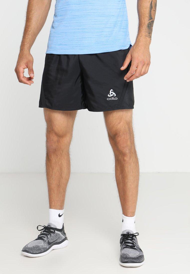 ODLO - SHORTS CORE LIGHT - Pantalón corto de deporte - black