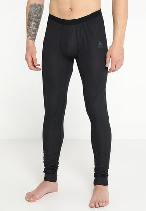 BOTTOM PANT ACTIVE DRY LIGHT - Tights - black