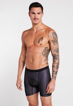 BOTTOM SHORT SUMMER SPLASH - Shorts - black
