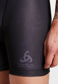 ODLO - BOTTOM SHORT SUMMER SPLASH - Panties - black - 4