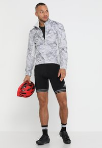 ODLO - JACKET FUJIN LIGHT - Windbreaker - odlo silver grey