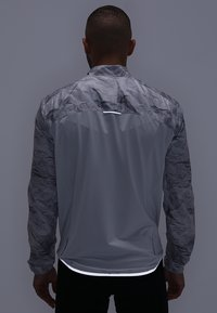 ODLO - JACKET FUJIN LIGHT - Windbreaker - odlo silver grey - 4