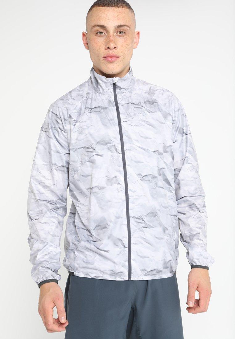 ODLO - JACKET ZEROWEIGHT - Sports jacket - graphite grey