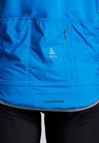 ODLO - JACKET ZEROWEIGHT THERMIC PRO - Trainingsjacke - directoire blue - 4