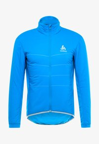 ODLO - JACKET ZEROWEIGHT THERMIC PRO - Trainingsjacke - directoire blue - 7
