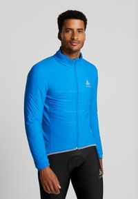 ODLO - JACKET ZEROWEIGHT THERMIC PRO - Trainingsjacke - directoire blue - 0