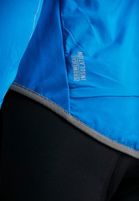 ODLO - JACKET ZEROWEIGHT THERMIC PRO - Trainingsjacke - directoire blue - 8