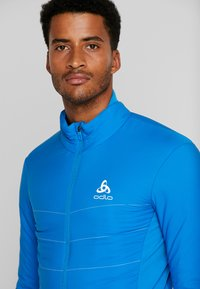 ODLO - JACKET ZEROWEIGHT THERMIC PRO - Trainingsjacke - directoire blue - 3