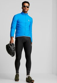 ODLO - JACKET ZEROWEIGHT THERMIC PRO - Trainingsjacke - directoire blue - 1