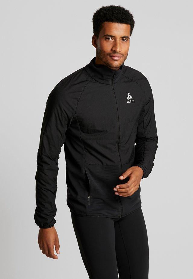 JACKET MILLENNIUM THERMIC ELEMENT - Outdoor jacket - black