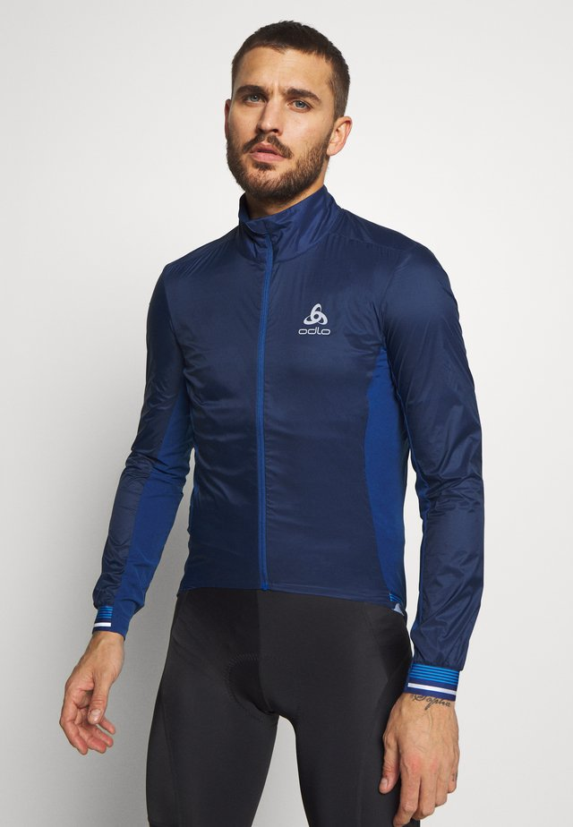 JACKET ZEROWEIGHT DUAL DRY - Wiatrówka - estate blue