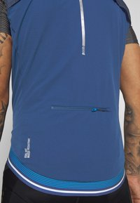 ODLO - VEST ZEROWEIGHT DUAL DRY - Weste - estate blue