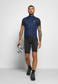 ODLO - VEST ZEROWEIGHT DUAL DRY - Weste - estate blue - 1
