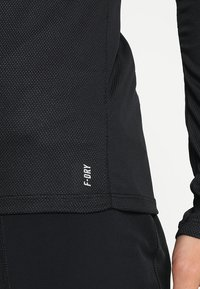 ODLO - CREW NECK ACTIVE F-DRY LIGHT - Maglietta intima - black - 5