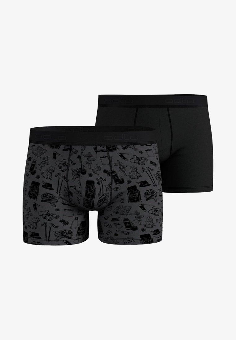 ODLO - 2ER-PACK - Panties - grey
