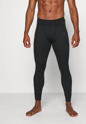 ACTIVE WARM ECO BOTTOM LONG - Dlouhé spodní prádlo - black