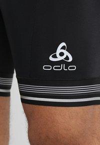 ODLO - FUJIN - Tights - black/white - 6