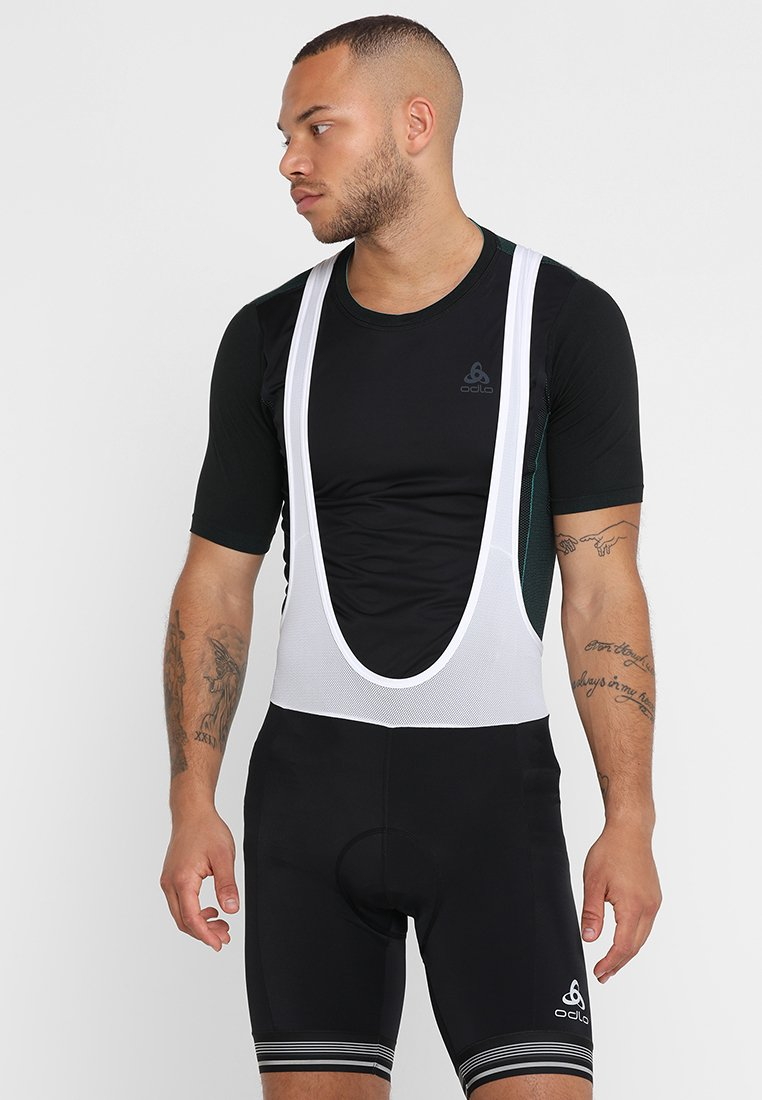 ODLO - FUJIN - Tights - black/white