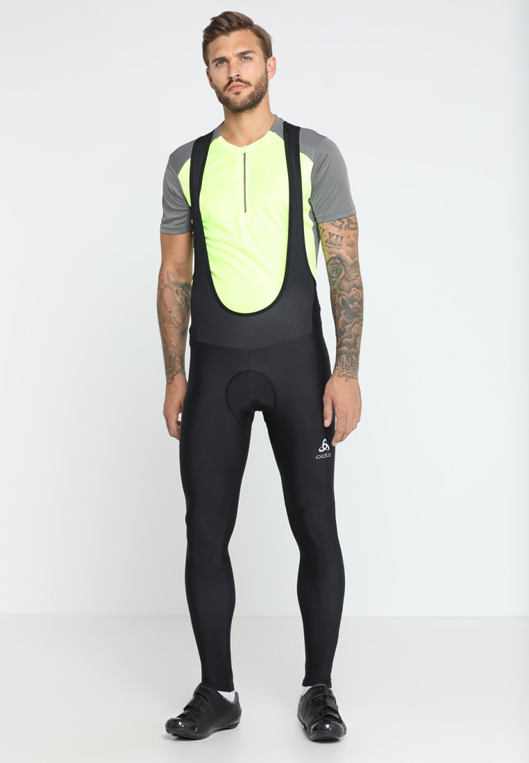 ODLO - SUSPENDERS BREEZE LIGHT - Medias - black