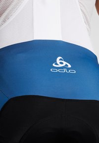 ODLO - MEN PERFRORMANCE SHORTS - Tights - poseidon/black - 4
