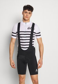ODLO - TIGHTS SHORT SUSPENDERS ELEMENT - Tights - black - 4