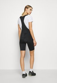 ODLO - TIGHTS SHORT SUSPENDERS ELEMENT - Tights - black - 2