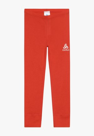PANTS LONG WARM KIDS - Unterhose lang - poinciana