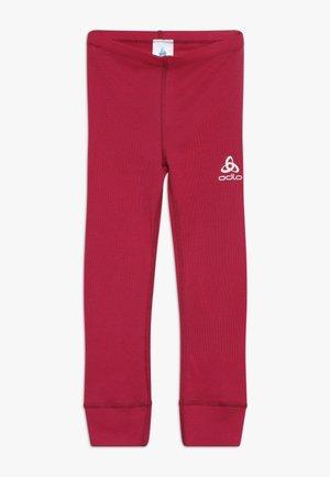 PANTS LONG WARM KIDS - Onderbroek - cerise