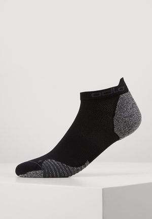 SOCKS LOW CERAMICOOL - Urheilusukat - black