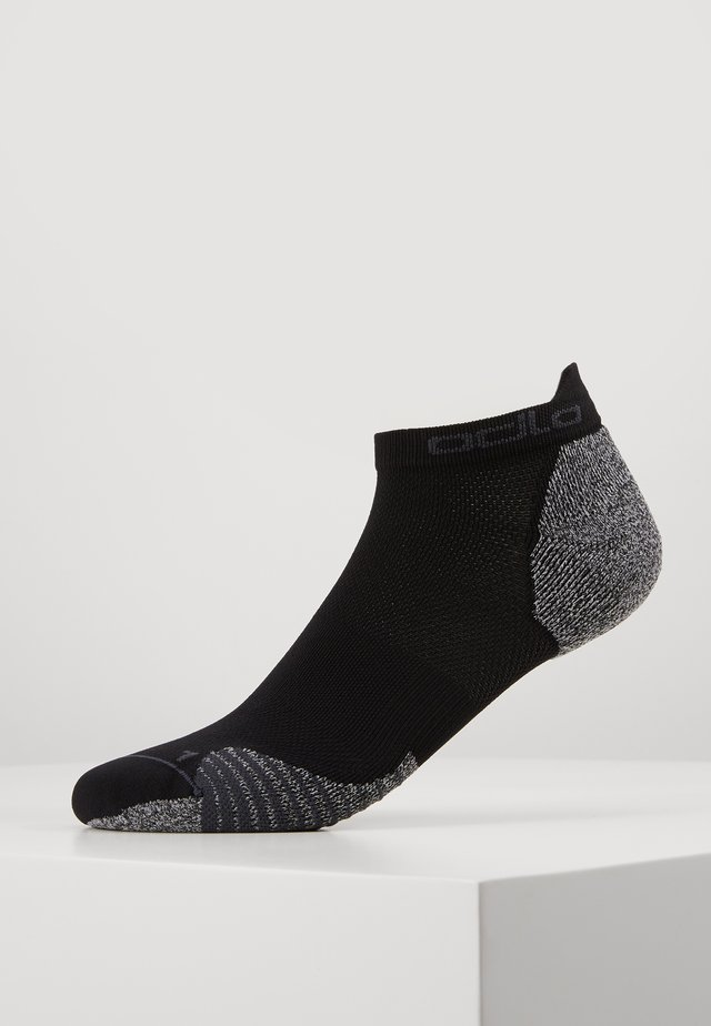 SOCKS LOW CERAMICOOL - Sportovní ponožky - black