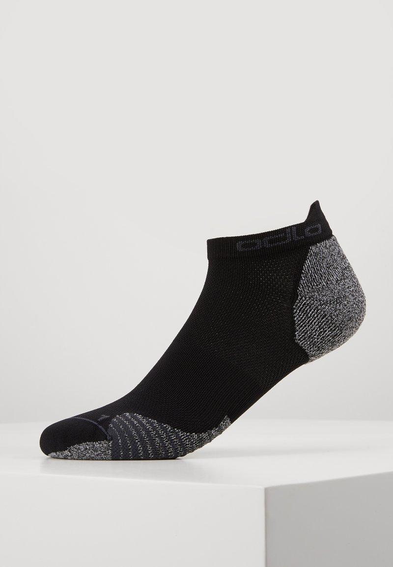ODLO - SOCKS LOW CERAMICOOL - Calcetines de deporte - black