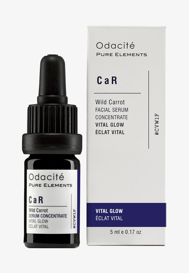 CAR VITAL GLOW BOOSTER - WILD CARROT - Serum - -