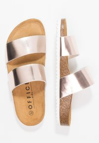 Office - OSLO - Slippers - rose gold mirror - 2