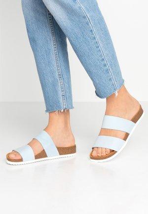 OSLO - Domácí obuv - pale blue