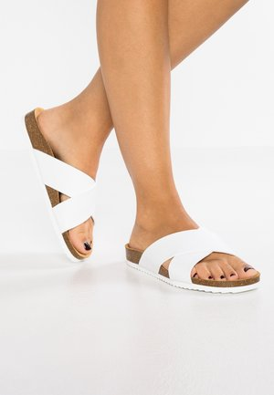 HOXTON  - Chaussons - white