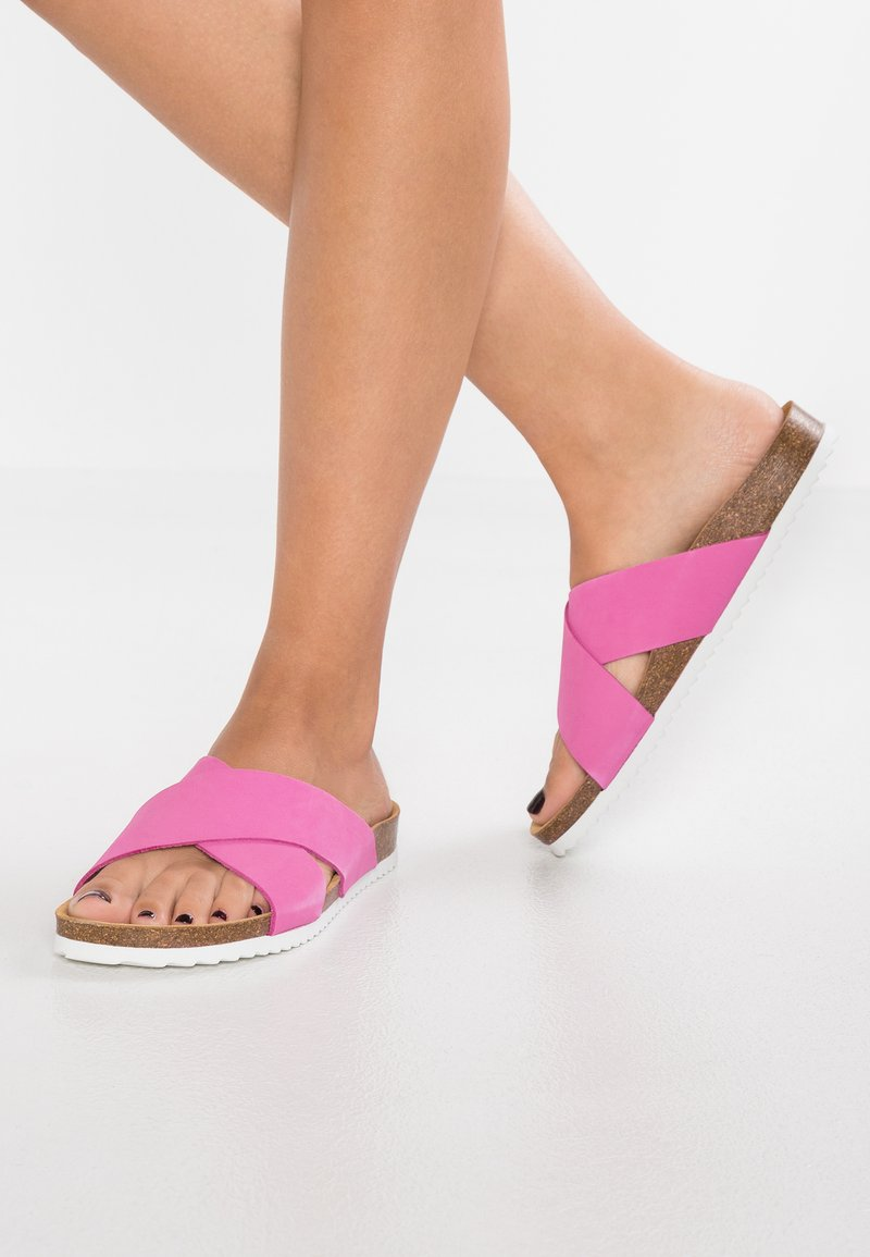 Office - HOXTON  - Chaussons - pink