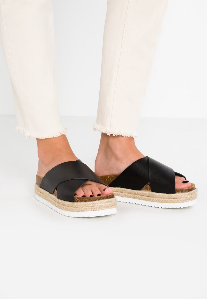 Office - MEXICO - Mules - black