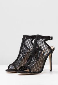 Office - HUGE - High heeled sandals - black - 4