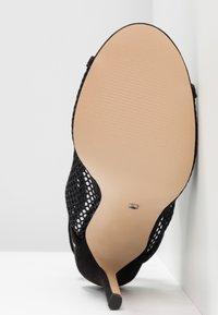 Office - HUGE - High heeled sandals - black - 6