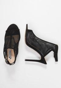 Office - HUGE - High heeled sandals - black - 3