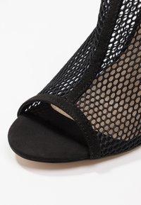 Office - HUGE - High heeled sandals - black - 2