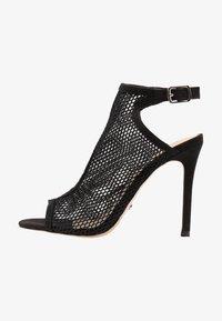 Office - HUGE - High heeled sandals - black - 1