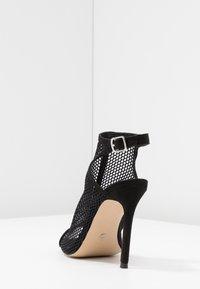 Office - HUGE - High heeled sandals - black - 5