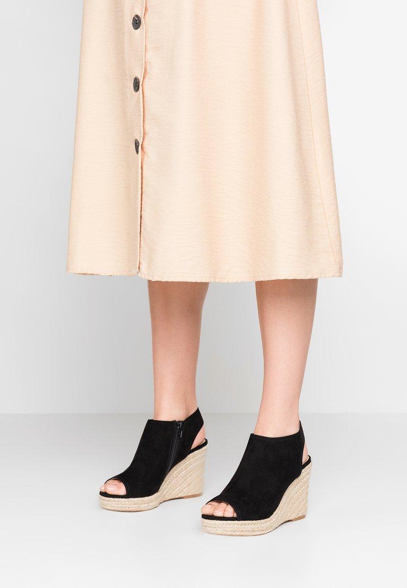Office - MAGAZINE - High heeled sandals - black