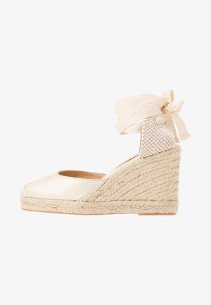 MARMALADE - Sandaler med høye hæler - gold