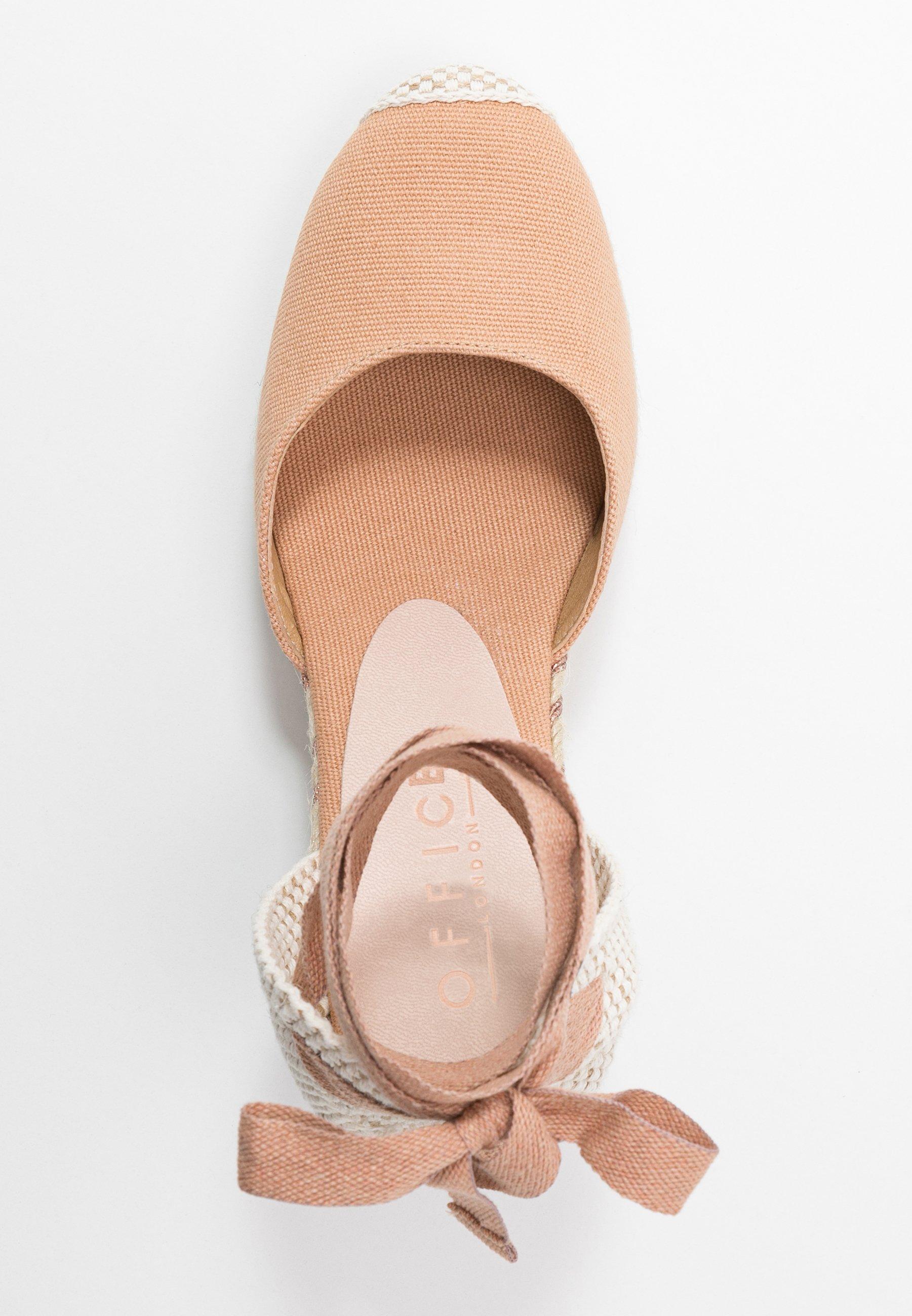 MARMALADE Sandaletter nuderose gold